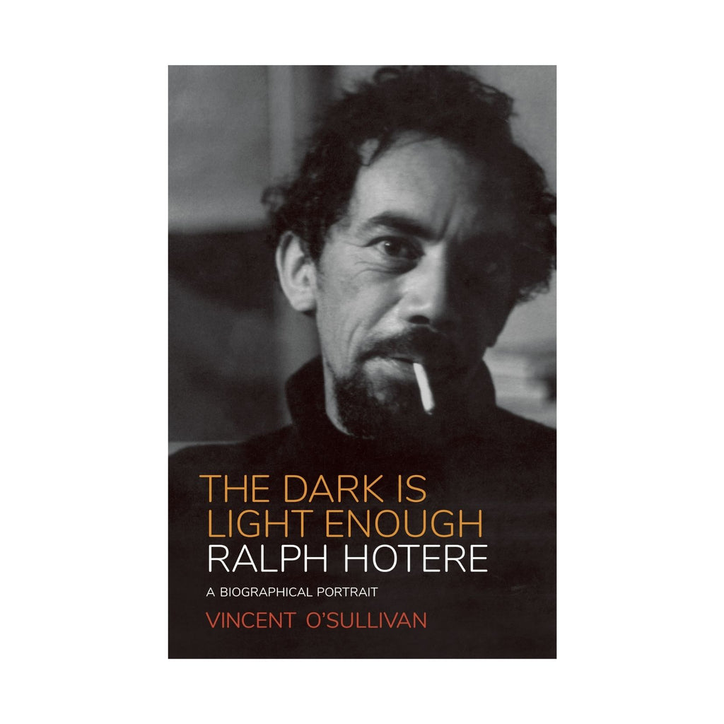 Dark is Light Enough, Ralph Hotere
