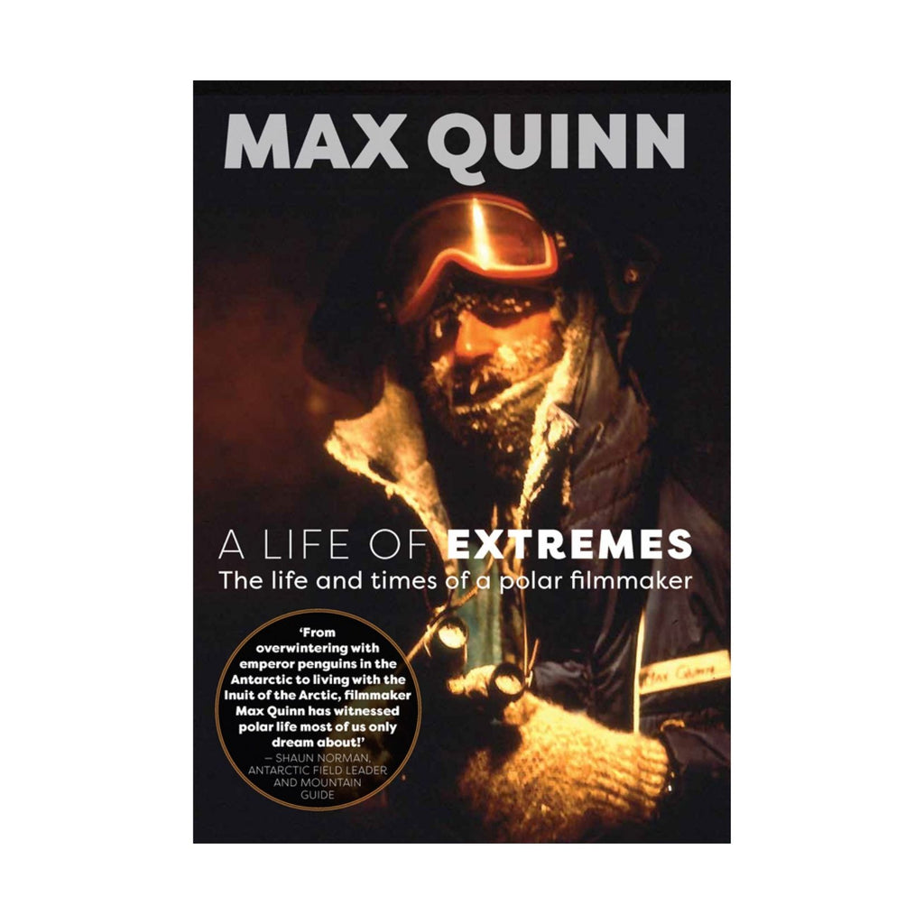 Life of Extremes, Max Quinn
