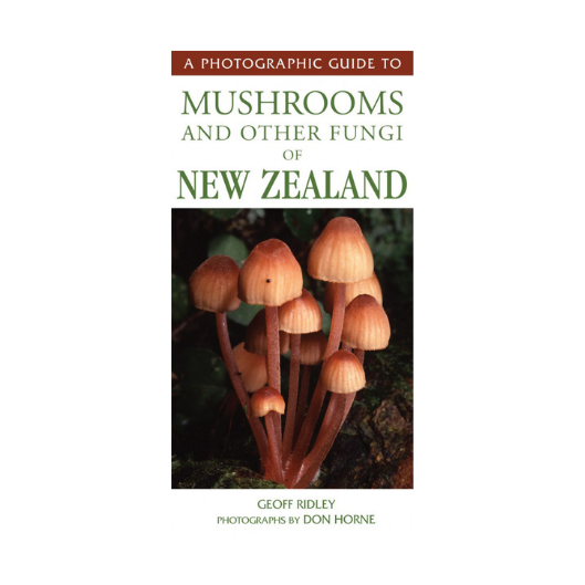 Photographic Guide to Mushrooms