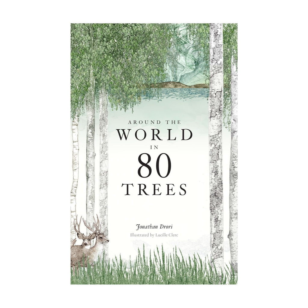 Around the World in 80 Trees (HB)