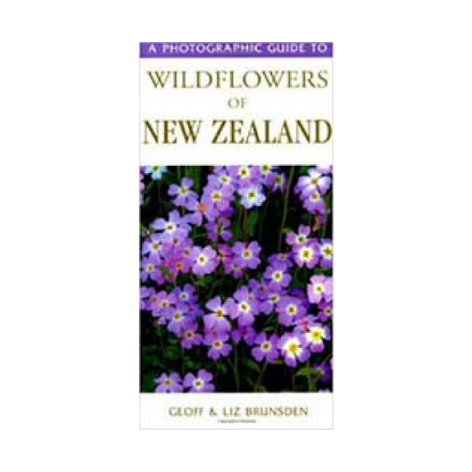 Photographic Guide to Wildflowers of New Zealand