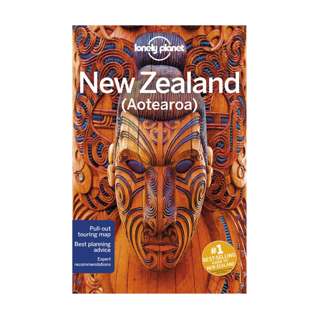 Lonely Planet New Zealand 19th Edition 2018
