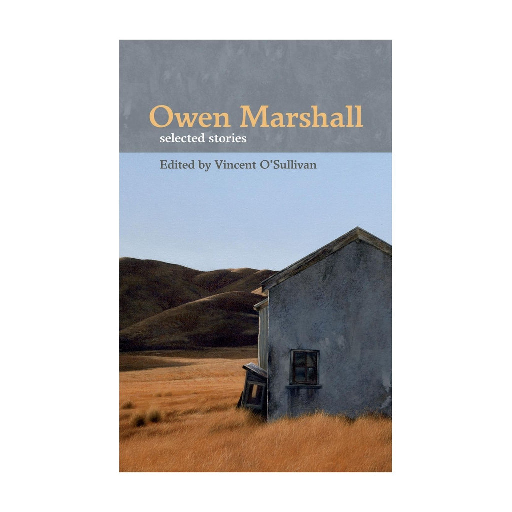 Owen Marshall Selected Stories HB