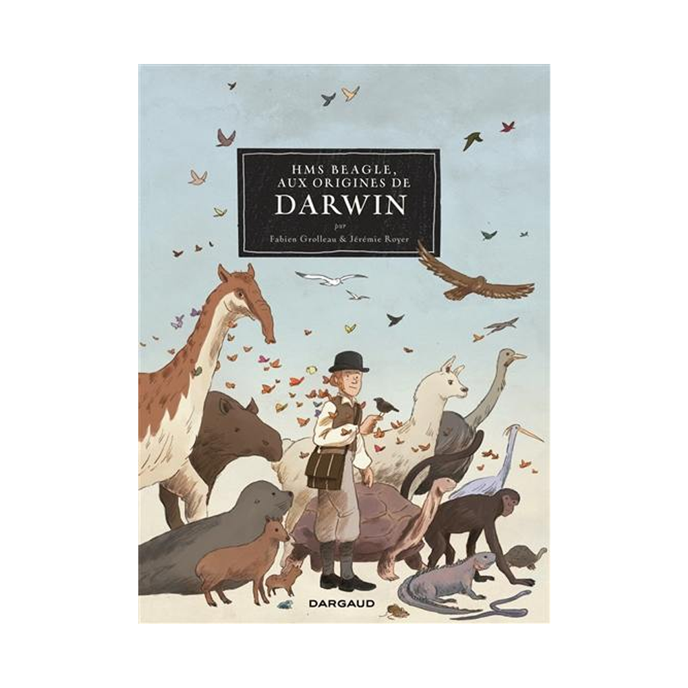 Darwin, An Exceptional Voyage