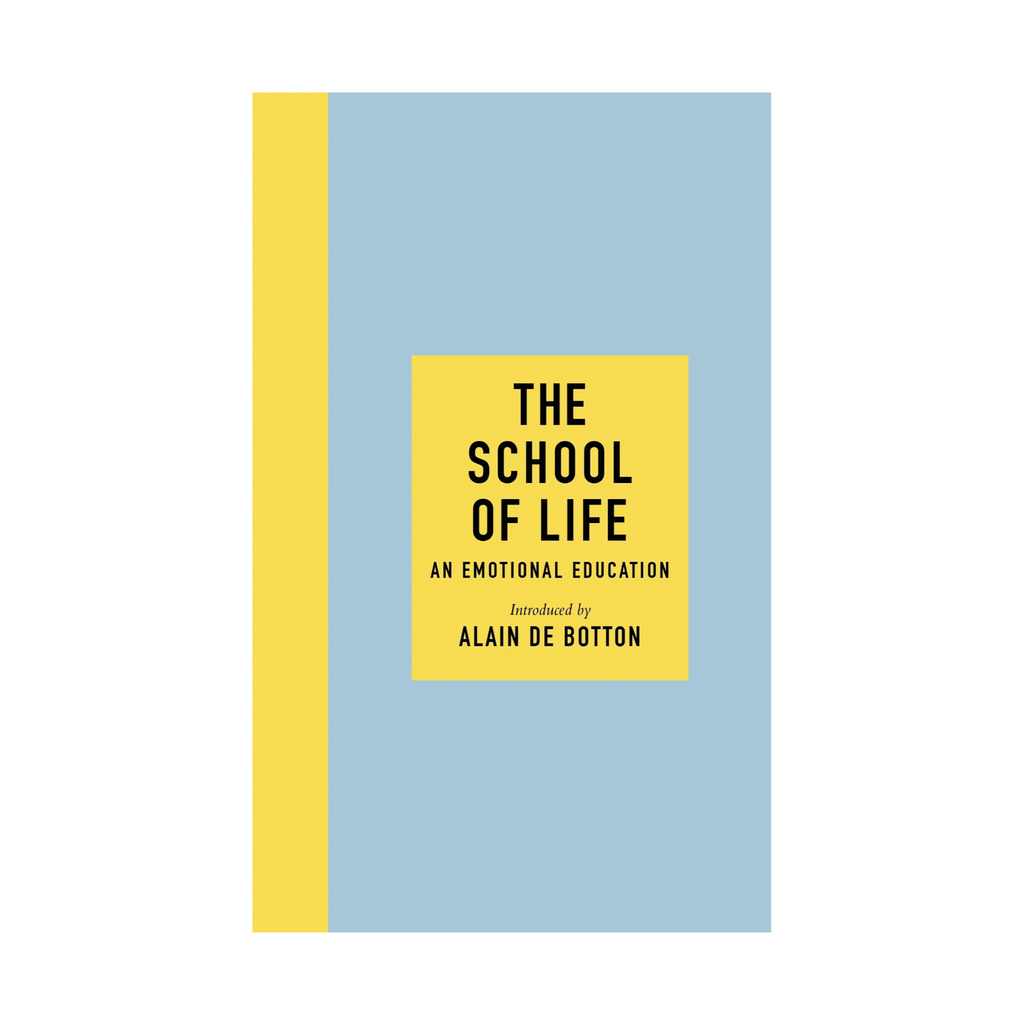 The School of Life, an Emotional Education
