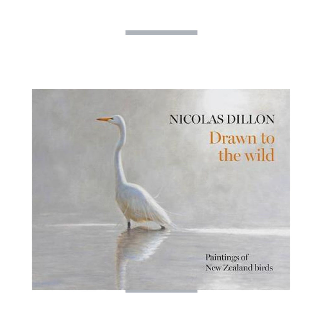 Nicolas Dillon Drawn to the Wild