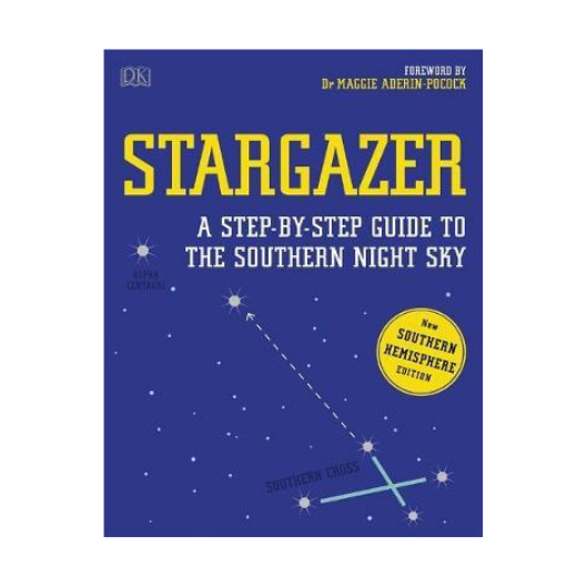 Stargazer: A Step-by-Step Guide to the Southern Night Skie