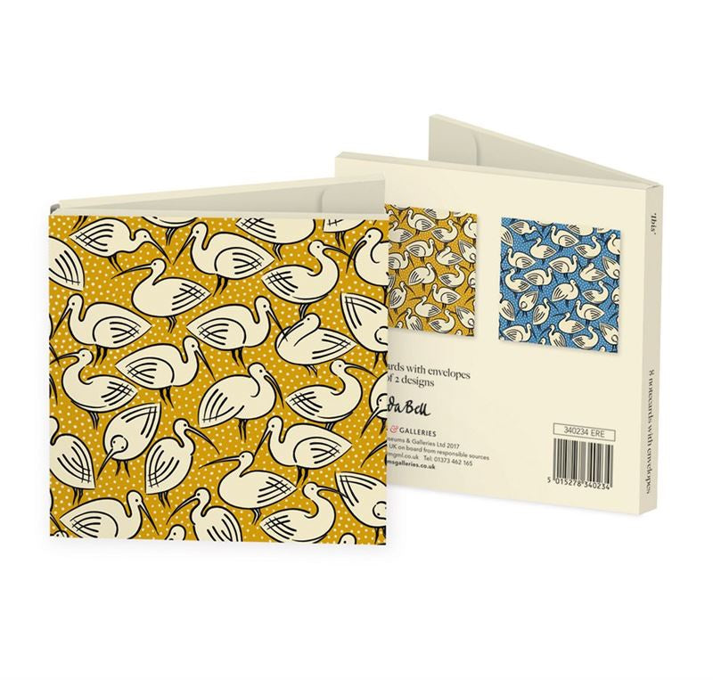 Ibis Notecard Set 4x2