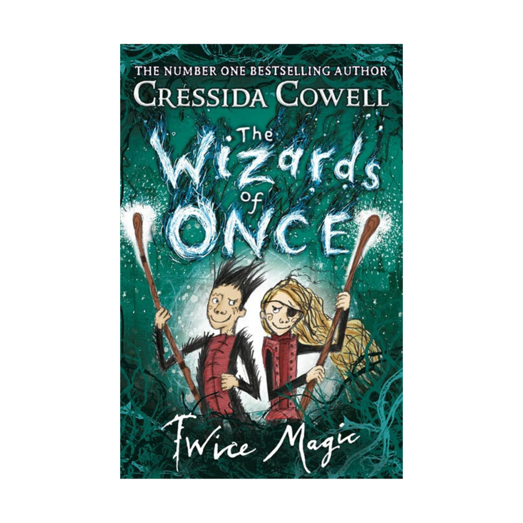 Wizard of Once, Twice Magic (book 2)