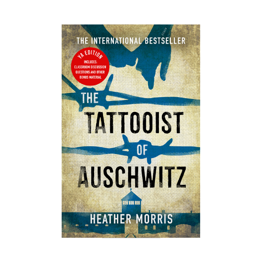 Tattooist of Auschwitz YA edition