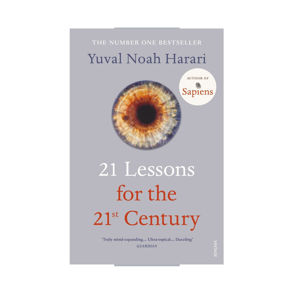 Twenty-one Lessons for the 21 st Century
