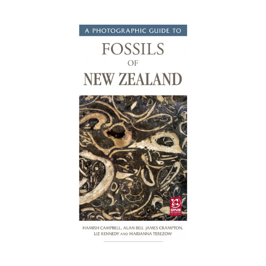 Photographic Guide to Fossils of NZ