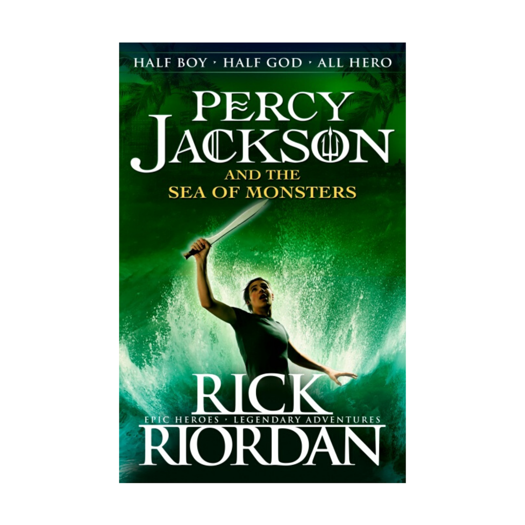 Percy Jackson and the Sea of Monsters bk 2