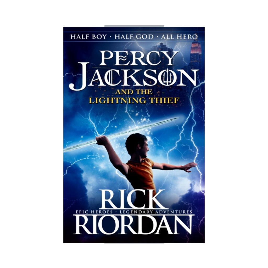 Percy Jackson and the Lightning Thief bk 1