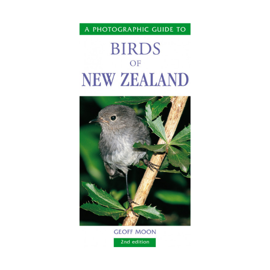 Photographic Guide to Birds of NZ