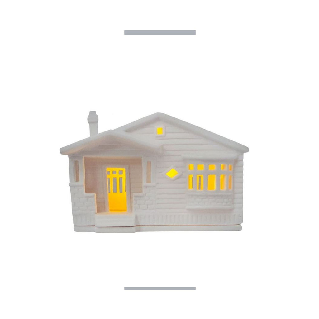 Bungalow Tealight House