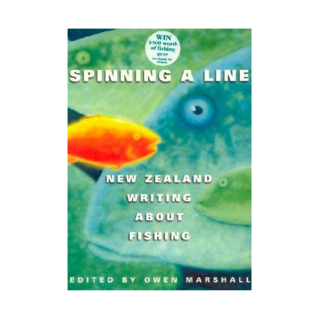 Spinning A Line (Selected Stories)