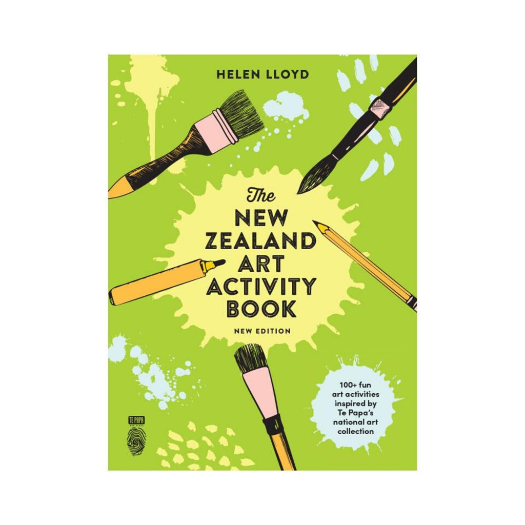 The NZ Art Activity Book