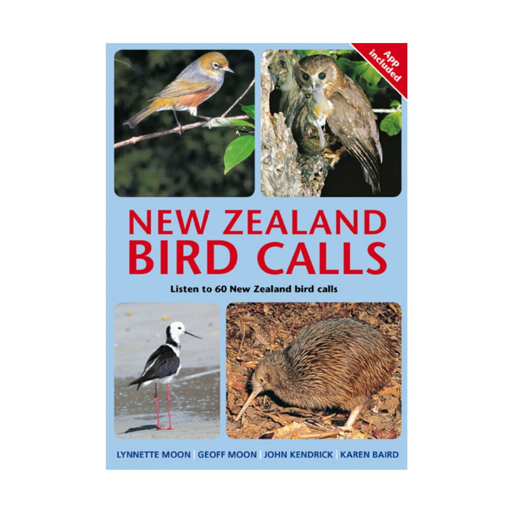 New Zealand Bird Calls with App