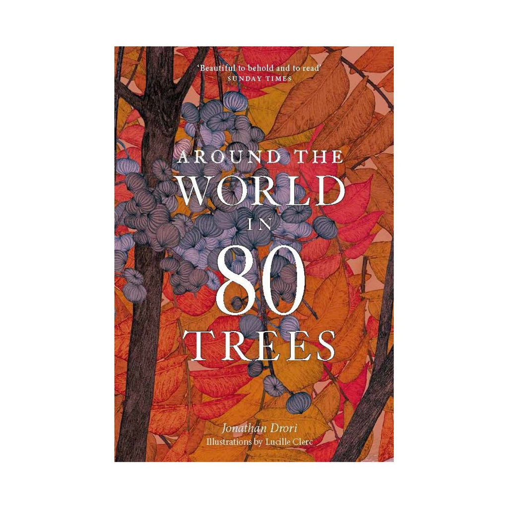 Around the World in 80 Trees (Paperback)