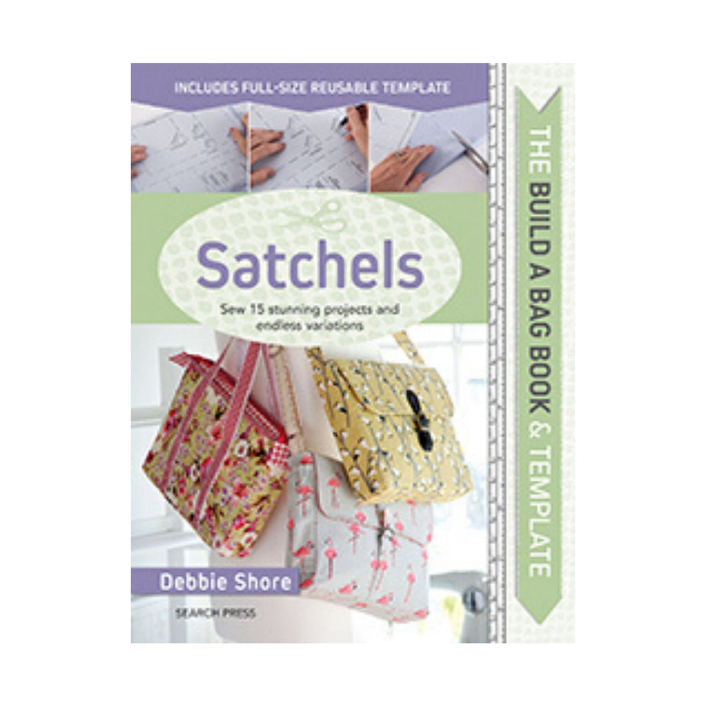Build a Bag Book Satchels