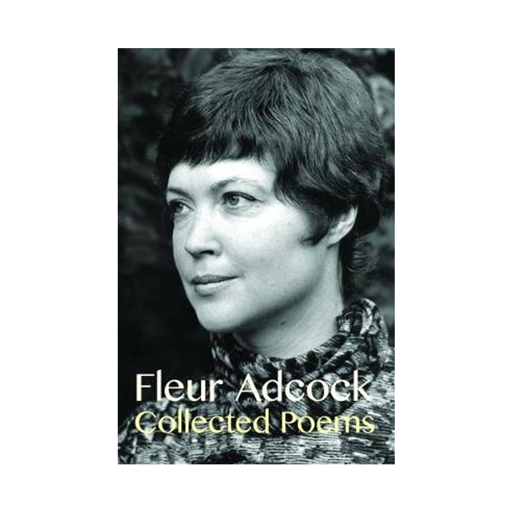 Fleur Adcock, Collected Poems