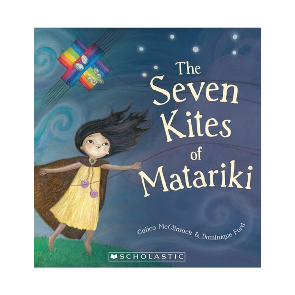 The Seven Kites of Matariki