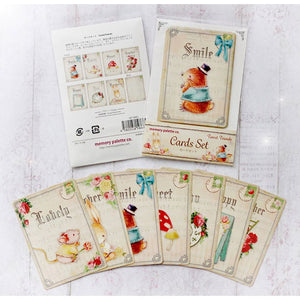 MP-58685 Forest Friends Cards Set
