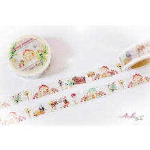 MP-58886 Forest Friends 2 Washi Tape 15mm x 10m