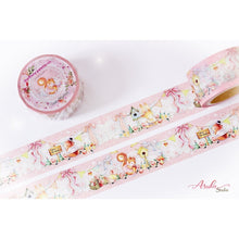 MP-58887 Forest Friends 2 Washi Tape 25mm x 10m