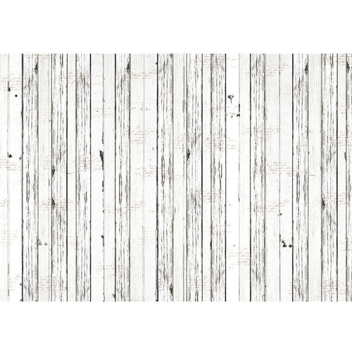 MP-58983 ForestFriends Wrapping Papers Whitewash