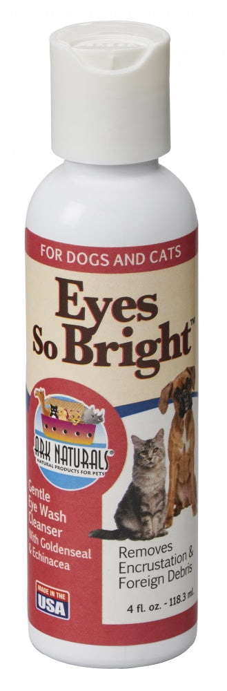 Ark Naturals Eyes So Bright Cleanser For Dogs and Cats