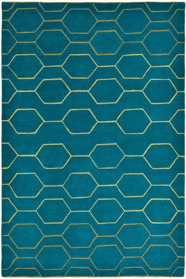 Wedgwood Arris Teal 37307 Rug