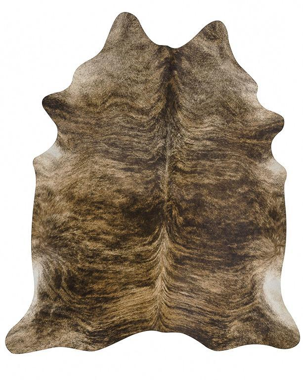 Exquisite Natural Cow Hide Brindle