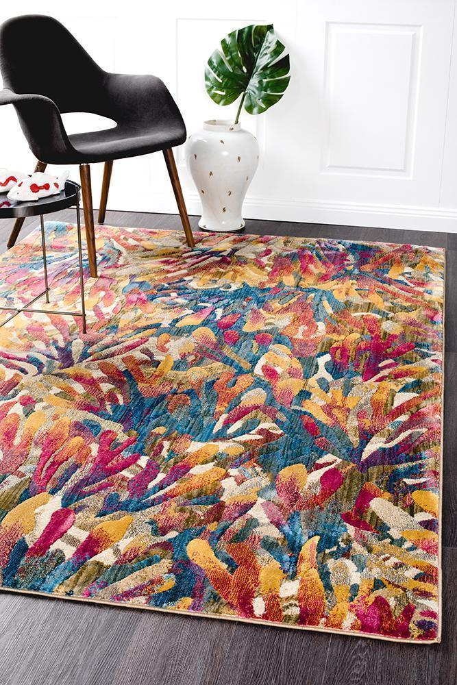 Azure Collection Sky Blue Rug