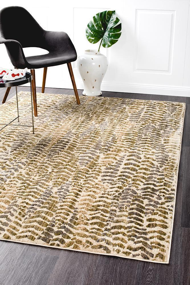 ADINA Memories Modern Tropical Rug