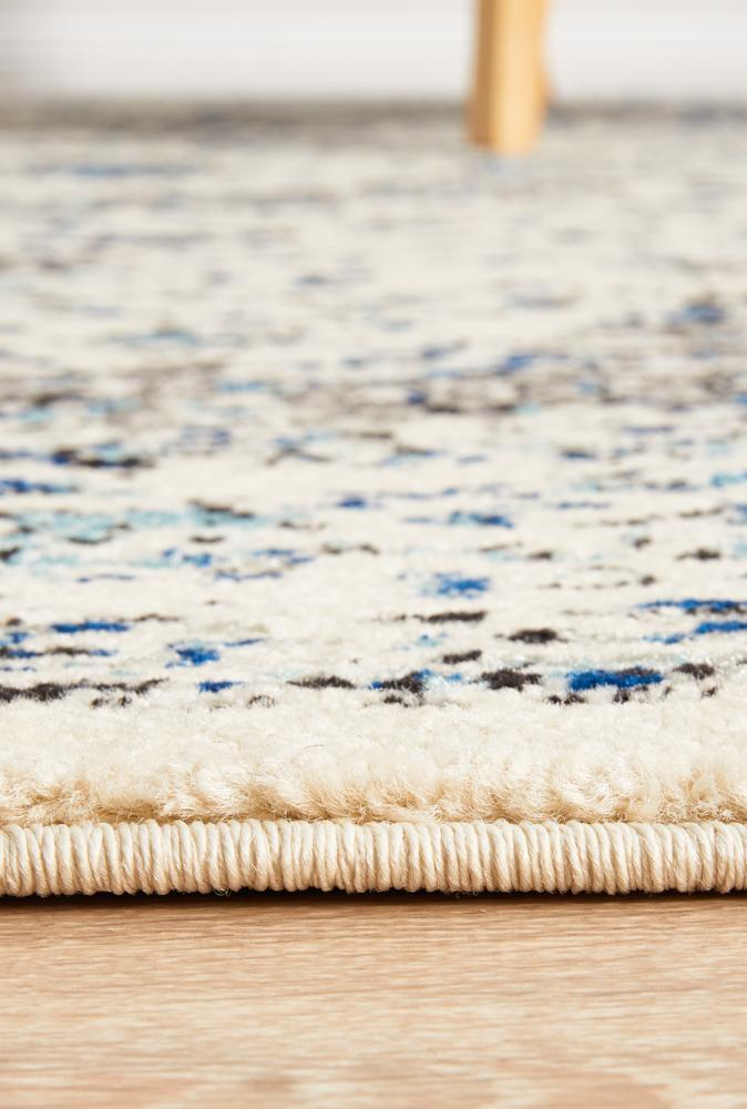 ENVI Mist White Transitional Rug