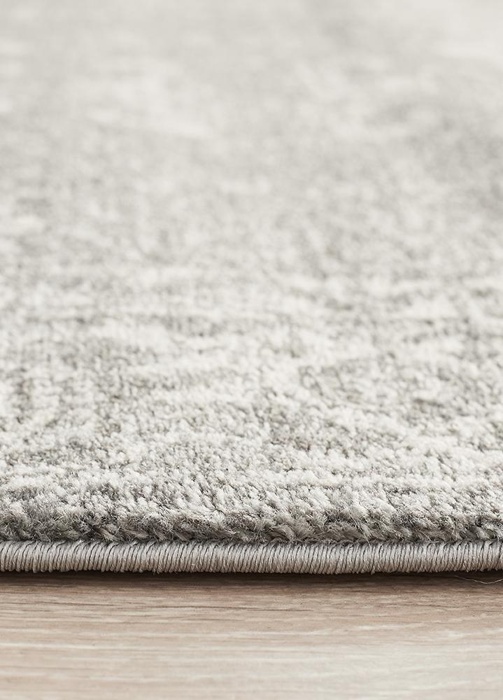 ENVI Pidgeon Grey Transitional Rug