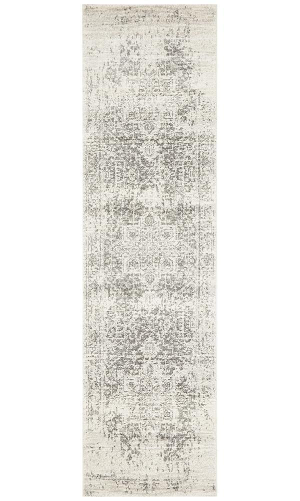 ENVI Dream White Silver Transitional Rug
