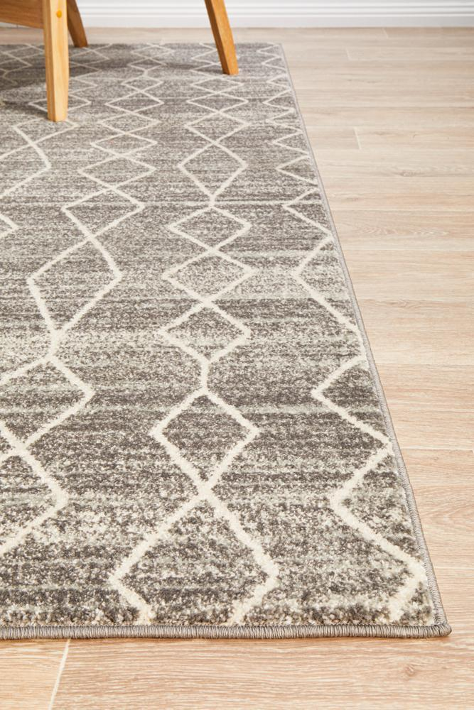 ENVI Remy Silver Transitional Rug