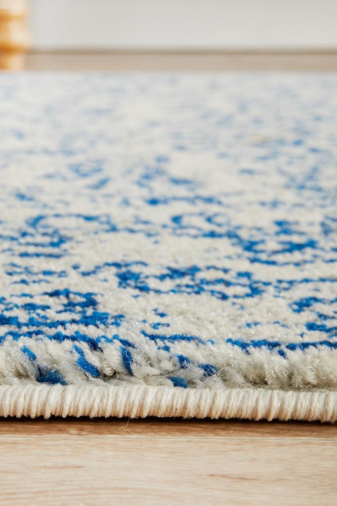 ENVI Whisper White Transitional Runner Rug