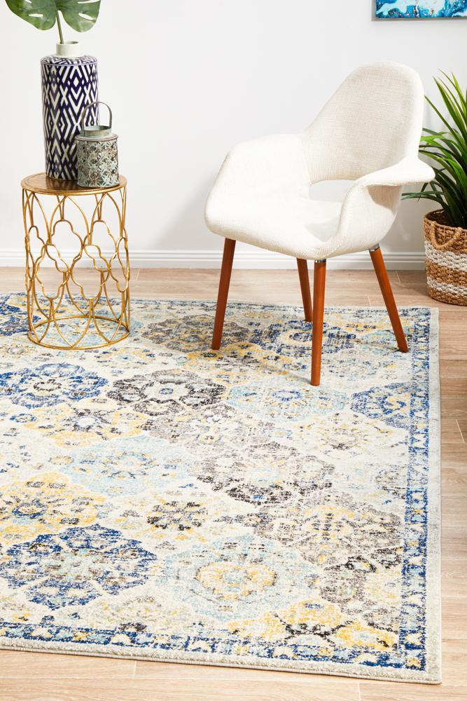 ENVI Poppy Multi Transitional Rug