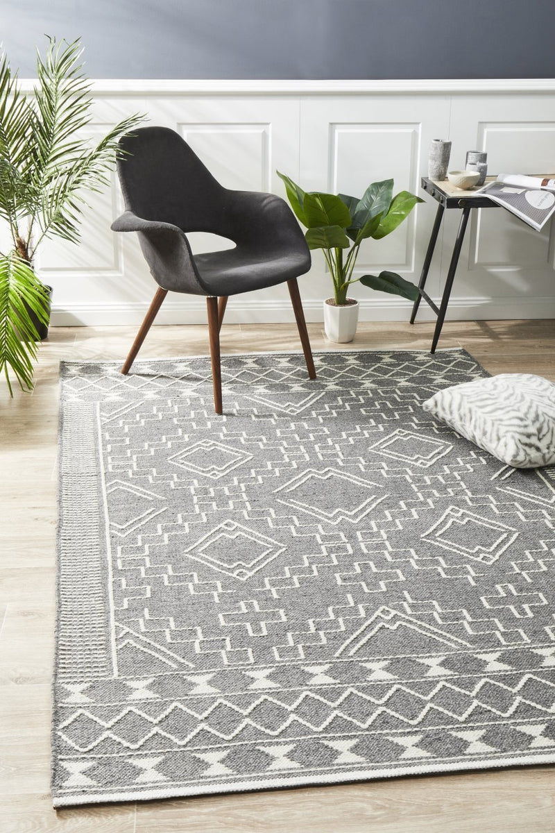 DOLLY Winter Pewter Prestige Modern Rug