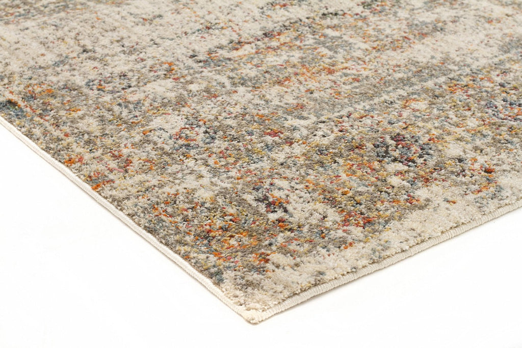 Jezebel Fluid Dawn Modern Grey Rug