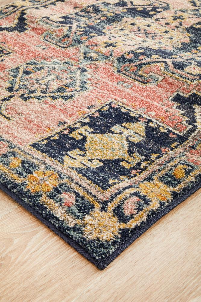 CHARM 852 Earth Runner Rug