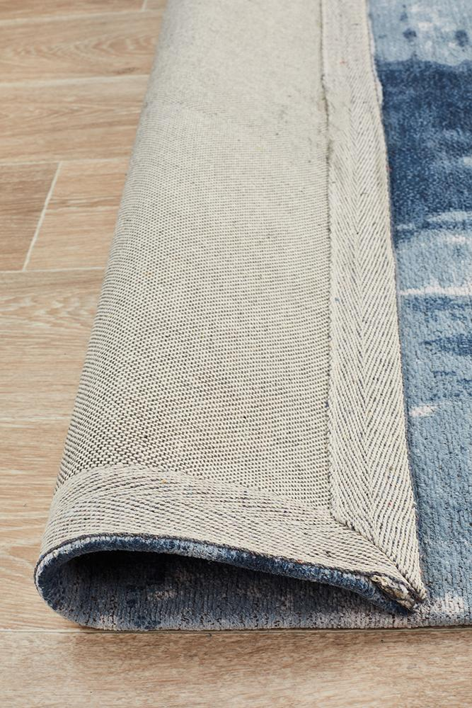 Magic 11 Denim Rug