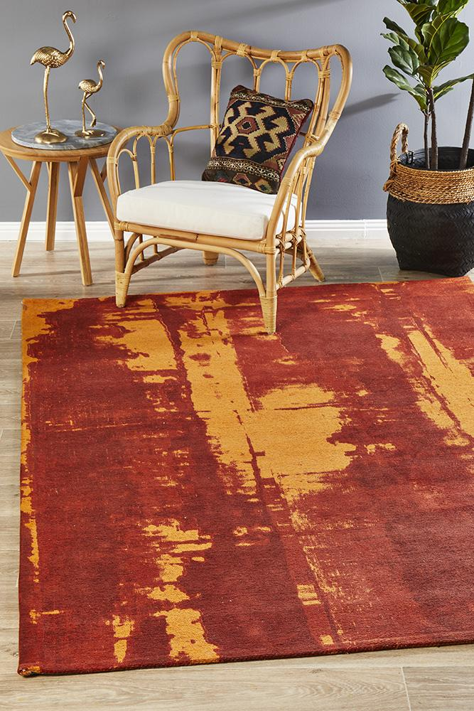 Magic 11 Paprika Rug
