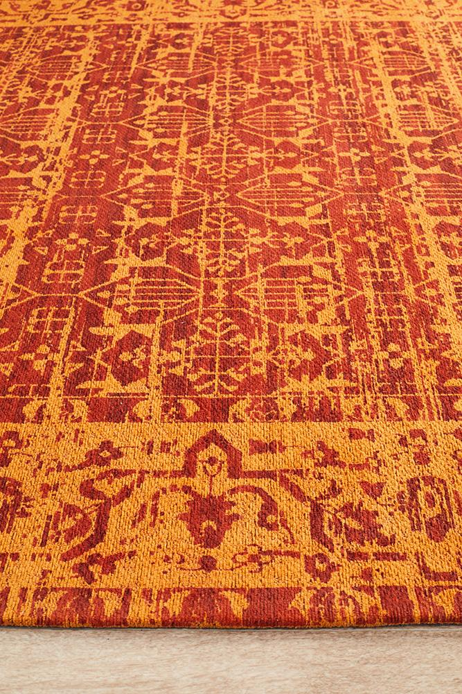 Magic 88 Paprika Rug