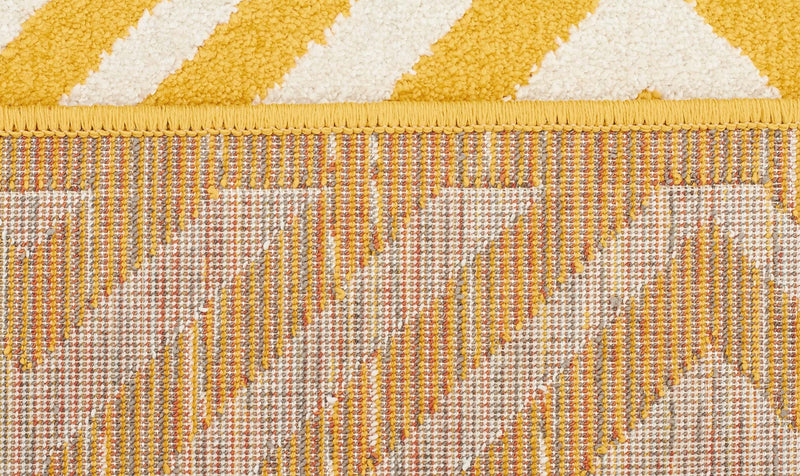 Marquee Indoor Outdoor 307 Yellow Rug