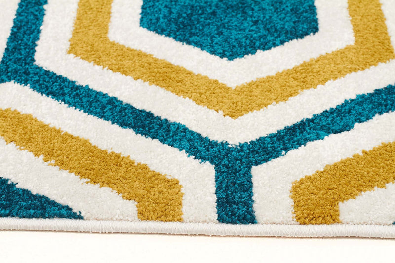 Marquee Indoor Outdoor 311 Peacock Rug